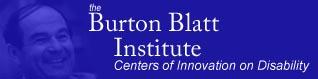 The Burton Blatt Institute: Centers of Innovation on Disability